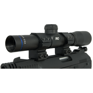 PAO - Professional Airgun Optics - 2 X 20 Pistol Scope
