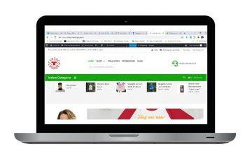 grafico web designer - sito internet e-commerce - stampa su richiesta - print on demand