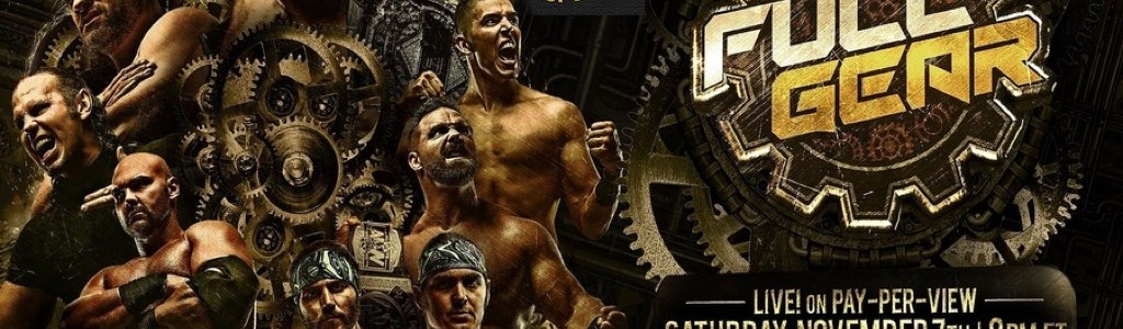 Will Eddie Kingston Leave With World Title? Here's Our AEW Full Gear Preview