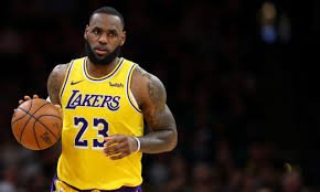 The King James staying put in Los Angeles with New Two-Year Extension.
