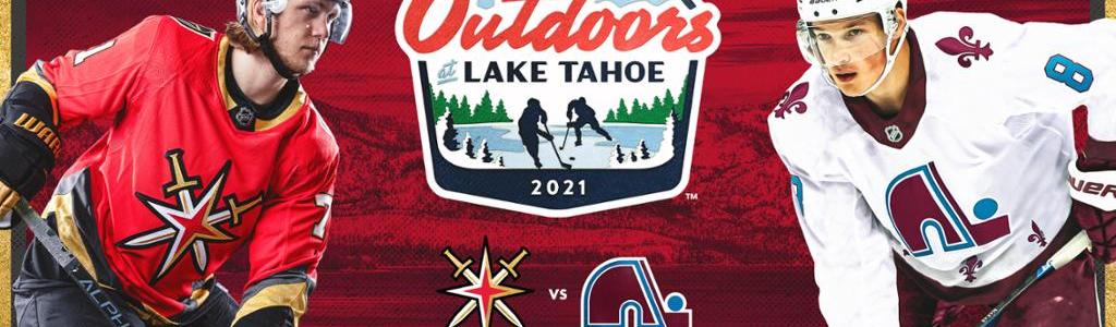 NHL Outdoors in Lake Tahoe Suspended Until 9:00 p.m. Tonight