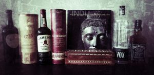 Buddha and Scotch