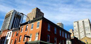 Rittenhouse Square From Locust