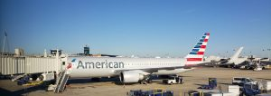 American Airlines at Philadelphia International Airport
