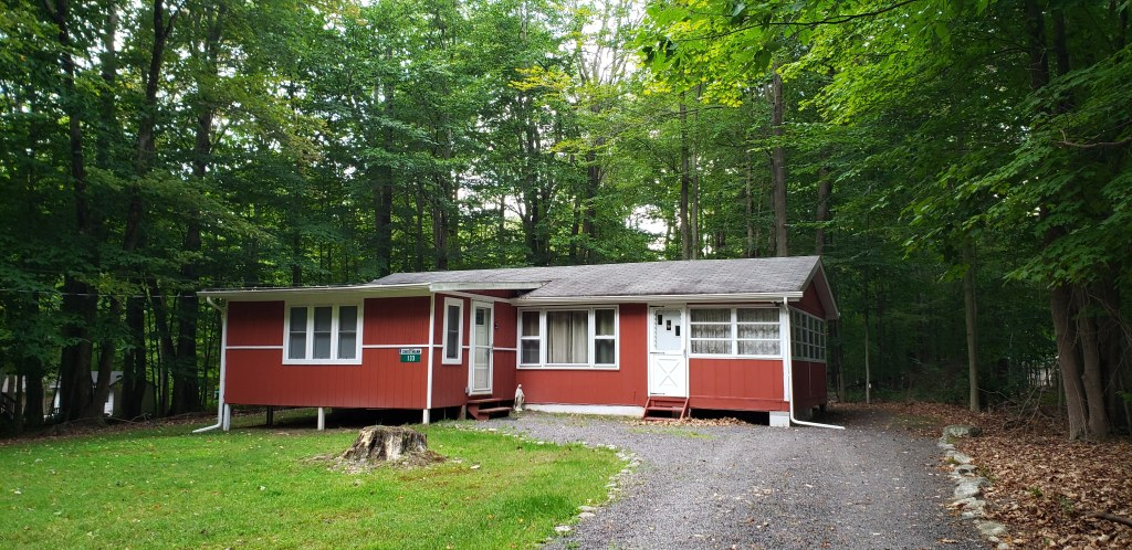 Arrowhead Lake Community, Pocono Lake, Pennsylvania.