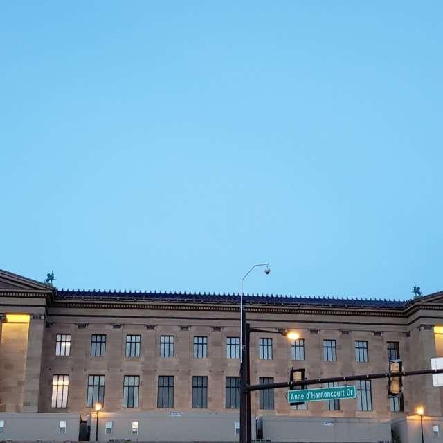 Art Museum Evening