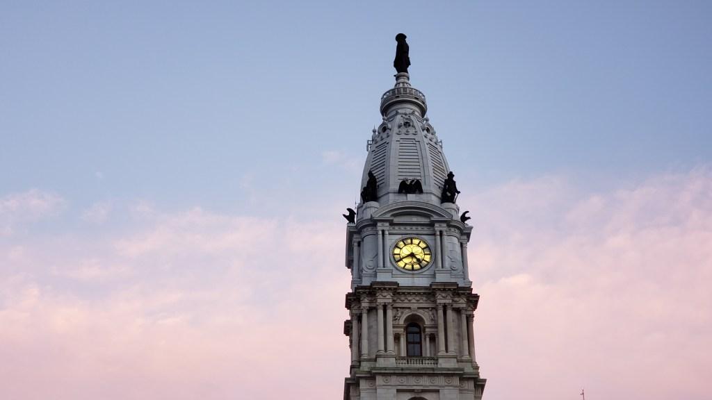 City Hall Philadelphia
