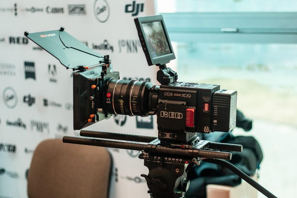 RED Camera.