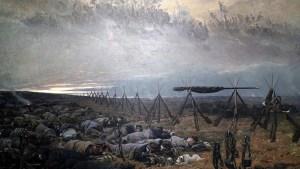 War Painting Photo
