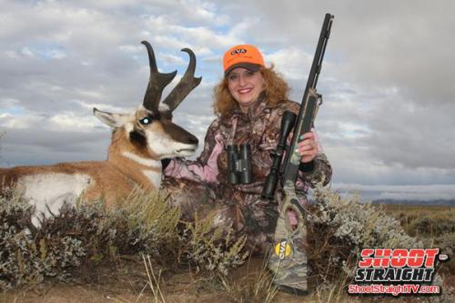 Antelope hunting shoot straight tv