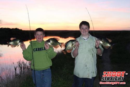 fishing shoot straight tv