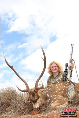 Hawaii hunting shoot straight tv
