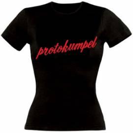 protokumpel Girlie-Shirt