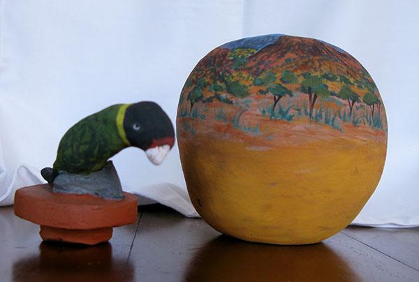 Hermannsburg Pottery Image