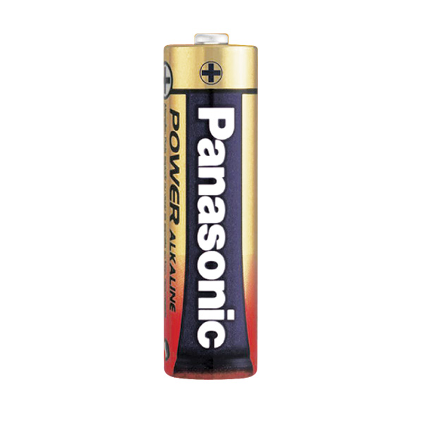 Pile Alcaline LR06 AA Panasonic