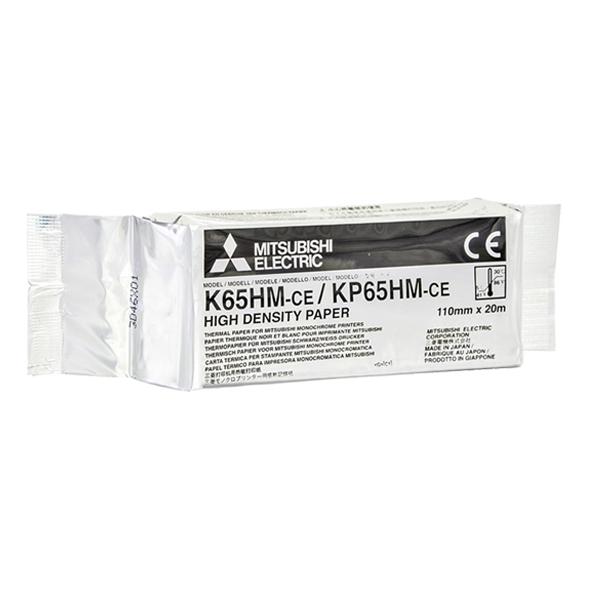 Papier Thermique MITSUBSHI KP65HM