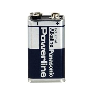 Pile alcaline Panasonic Powerline 6LR61