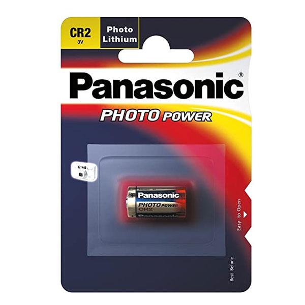 Pile Photo Lithium CR-2L Panasonic