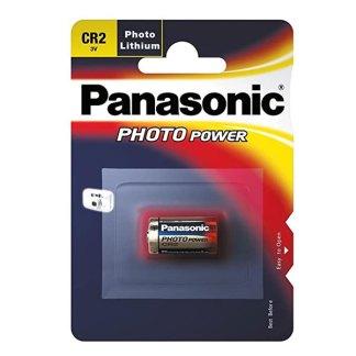 Pile photo lithium Panasonic CR-2L