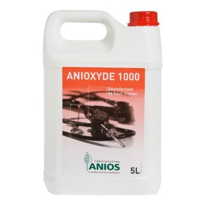 Anioxyde désinfection dispositifs médicaux Anios