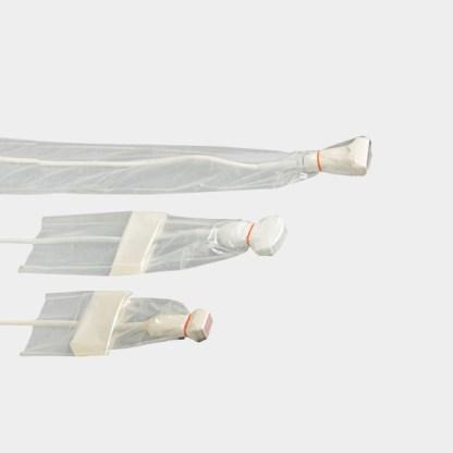 Tailles protection stérile Soft Cover pour sonde d'échographie