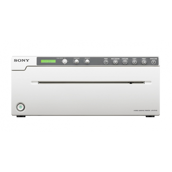 Imprimante thermique UP-971AD SONY réglages