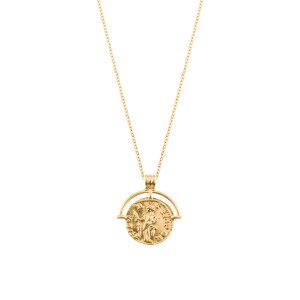 Necklace adventure gold