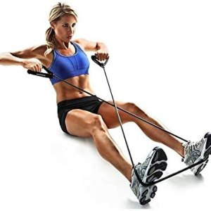 Home Fitness Exercise Pull Rope
