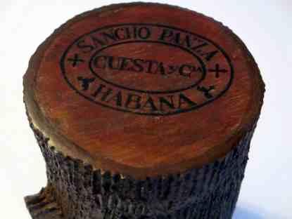 Sancho Panza Tronquitos Cuba