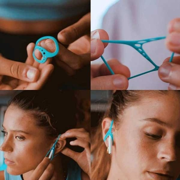 1623016487 Silicone Earbuds Secure | Online In Pakistan