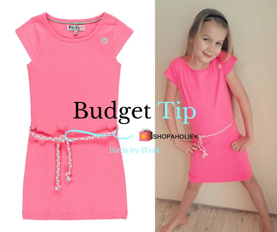 Budget Tip