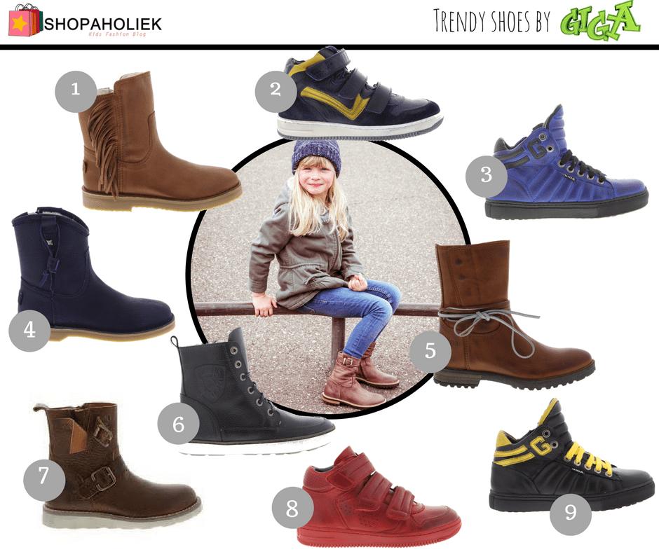 Shoe trends bij Clic!