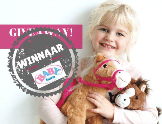 Winnaar baby born pony en veulen
