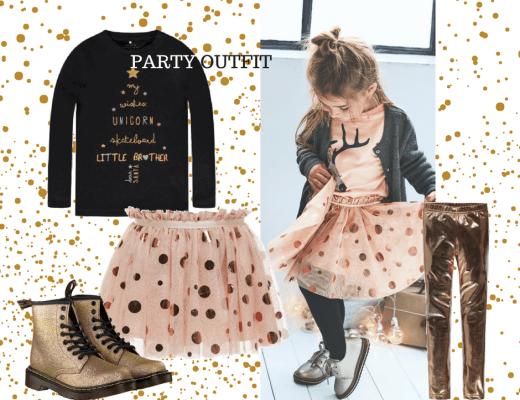 Betaalbare feestkleding voor kinderen