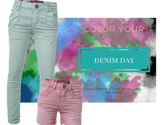 color your Denim Day