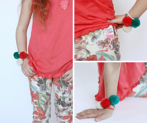 skinny flowerpants