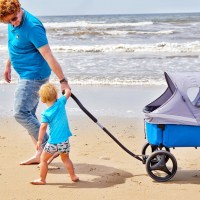 Beachwagon Lite! Oftewel...Bolderkar 2.0