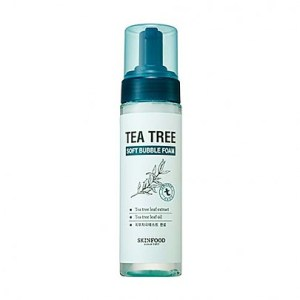 Skinfood Tea Tree Soft Bubble Foam 200ml