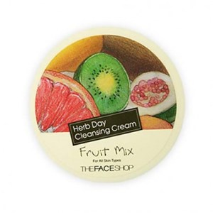 The face shop Herbday Cleansing Cream Fruit Mix 150ml