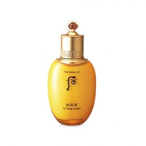 The history of whoo In Yang Lotion