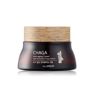 The saem CHAGA anti-aging cream with fermented chaga extract