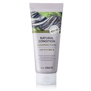 The saem Natural Condition Cleansing Foam #Furifying 150ml