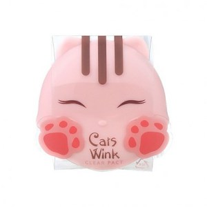 Tonymoly Cat's wink clear pact #02