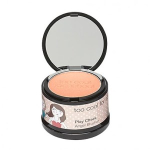 Too Cool For School Artify Play Cheek Angel Blusher #02 Sweet Peach