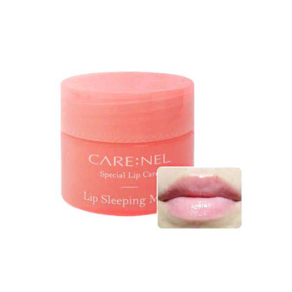 CARENEL Lip Sleeping Mask 1 ~ 5pcs Lot Maintaining moist lips all day long (6)