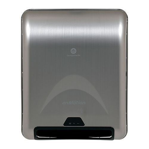 How Pacific Georgia Towel Dispenser Enmotion Much