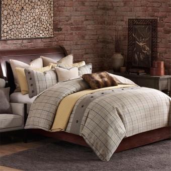 Hampton Hill Shadow Mountain Comforter Set Shopbedding Com