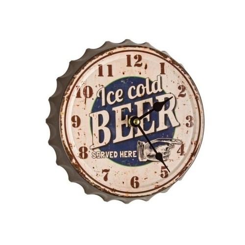 OROLOGIO PARETE COLD DRINK ASS4