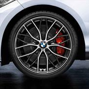 "BMW M Performance 19"" Style 405M Complete Wheel Set"