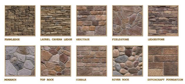 Stonecraft Stone Installation